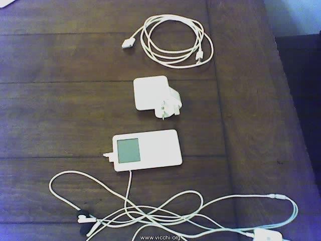 iPod & Associated Paraphernalia