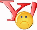 Sad Yahoo! Smiley