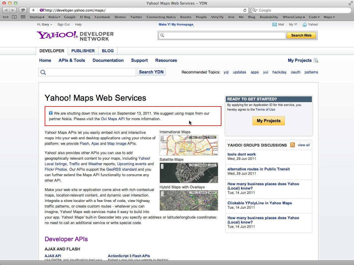 A Year On And Yahoo's Maps API Finally Shuts Down – Mostly Maps Yahoo Maps Api on windows maps, yahoo! groups, web mapping, apple maps, trade show maps, usa today maps, bloomberg maps, gulliver's travels maps, yahoo! video, brazil maps, mapquest maps, bing maps, nokia maps, yahoo! mail, yahoo! directory, yahoo meme, yahoo! news, yahoo! sports, yahoo! widget engine, zillow maps, live maps, yahoo! search, microsoft maps, google maps, expedia maps, msn maps, cia world factbook maps, rim maps, goodle maps,