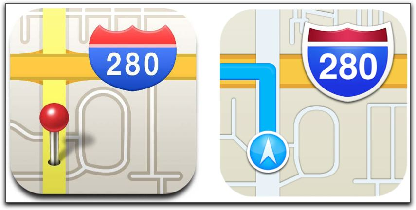 Image result for Apple Maps made safer and smarter