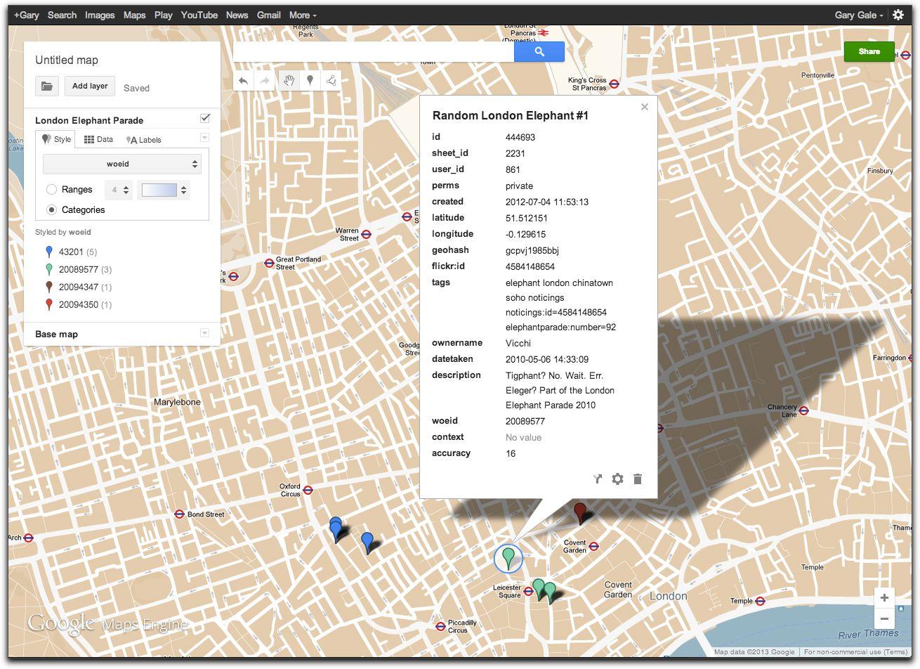 Map Push Pins vs  Dots? Google Map Engine vs  Dotspotting