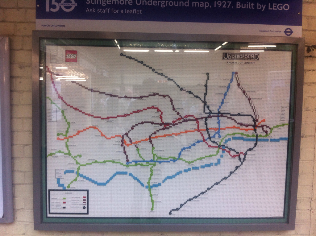 south-kensington-lego-tube-map