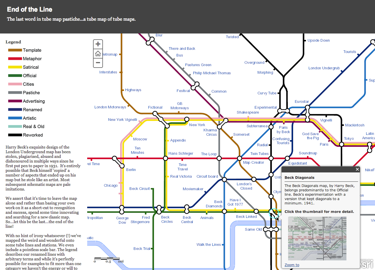 The Tube Map To End All Tube Maps Thats Made Of Tube Maps