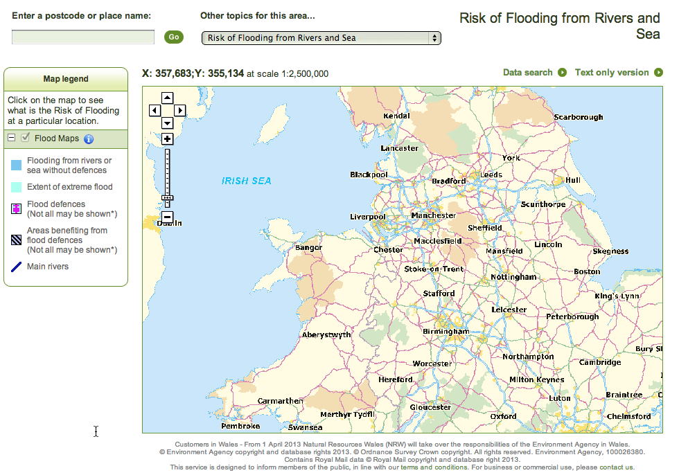 Map Of England Zoom.The Quest For The London Flood Map Mostly Maps